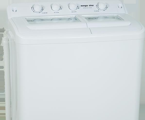Machine à laver Mega star