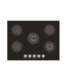 Simfer Plaque Encastrable 70 CM Black